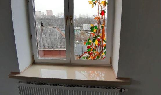 Столешницы из литьевого мрамора